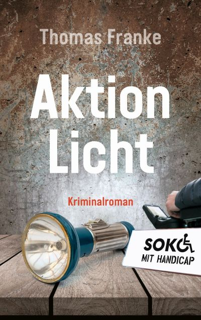 Aktion Licht Book Cover
